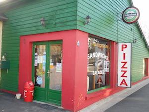 l'express pizza, 92bis, rue Maréchal-Foch, 61700 Domfront en Poiraie