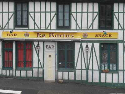 Le Barius 1 rue de Flers 61700 Domfront en Poiraie
