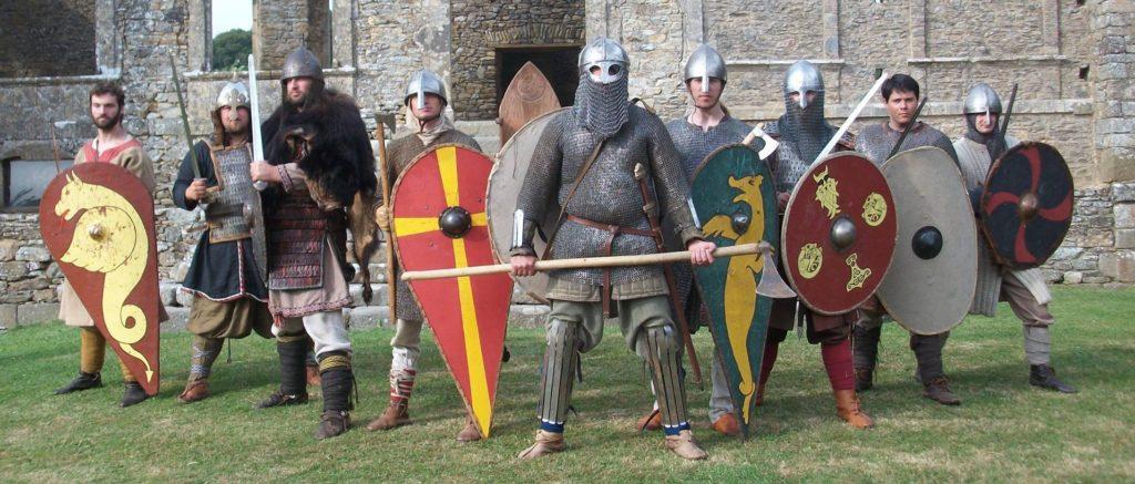 Les combattants d'Histoire normande sont prêts. Et vous ? © Histoire normande