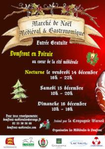 Affiches Marché de Noël 2