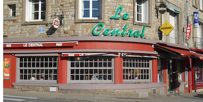 Bar Le Central 1, rue Maréchal-Foch 61700 Domfront en Poiraie