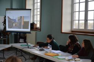 Rendu de l'étude pour la redynamisation du centre-bourg de Domfront 1