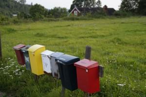 bien rédiger les adresses postales c'est important pour que le courrier arrive à bon port dans la commune nouvelle