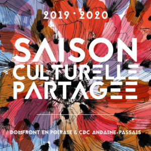 Saison culturelle partagée 2019-2020