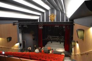 Le théâtre rénové sera ouvert lors des Journées du patrimoine.