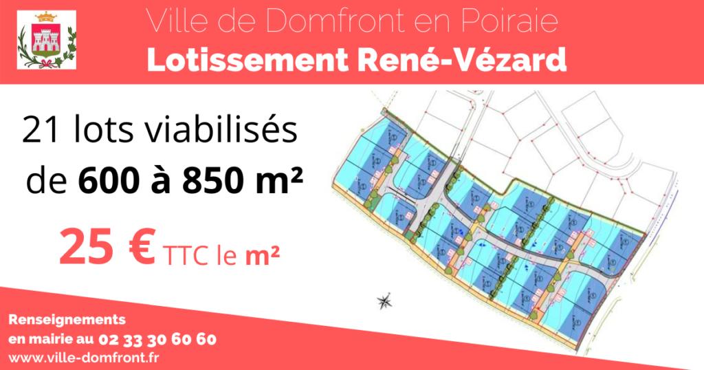 Lotissement René-Vézard