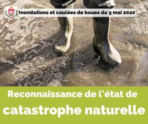 Reconnaissance de l'état de catastrophe naturelle copie