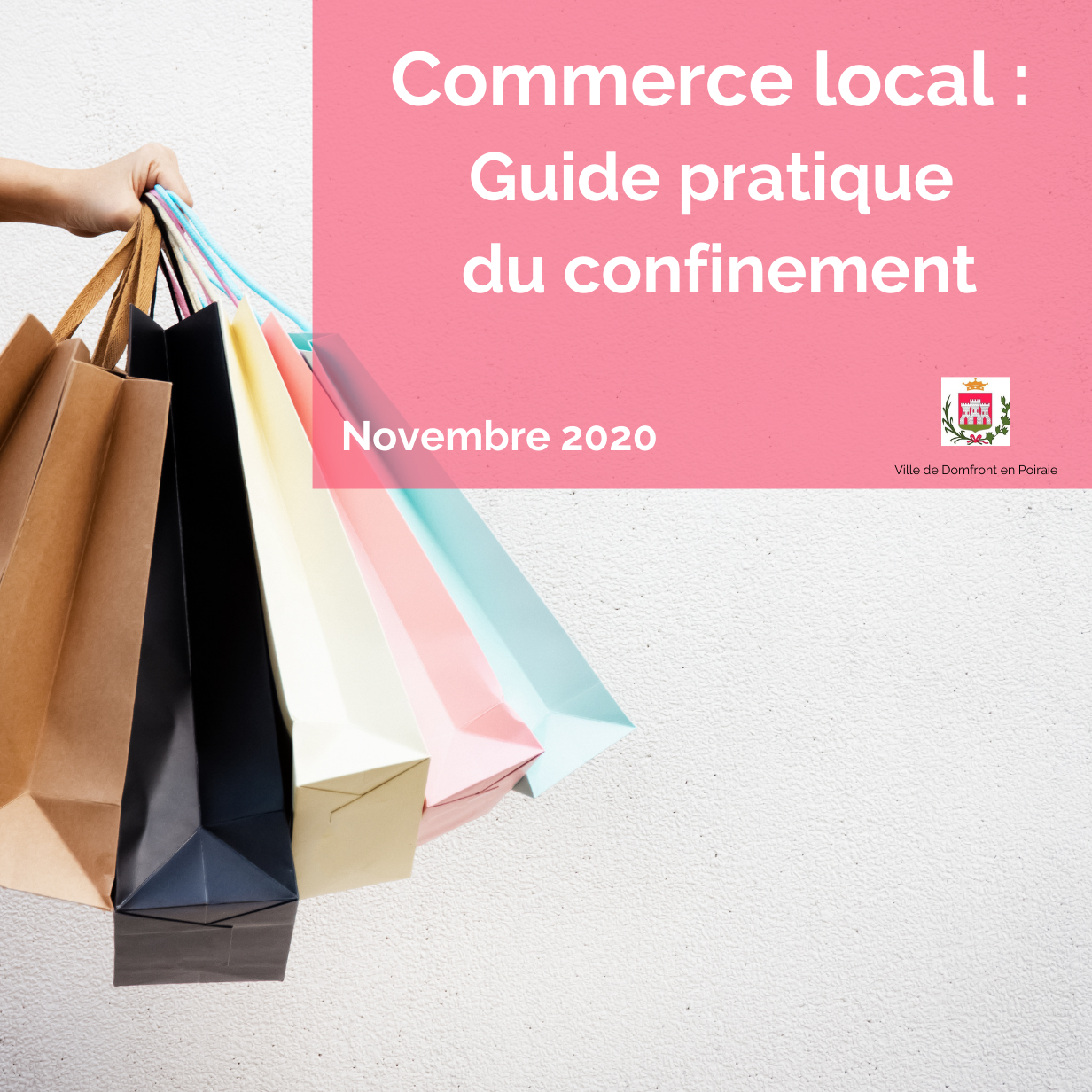 Commerce local _ Guide pratique du confinement Novembre 2020