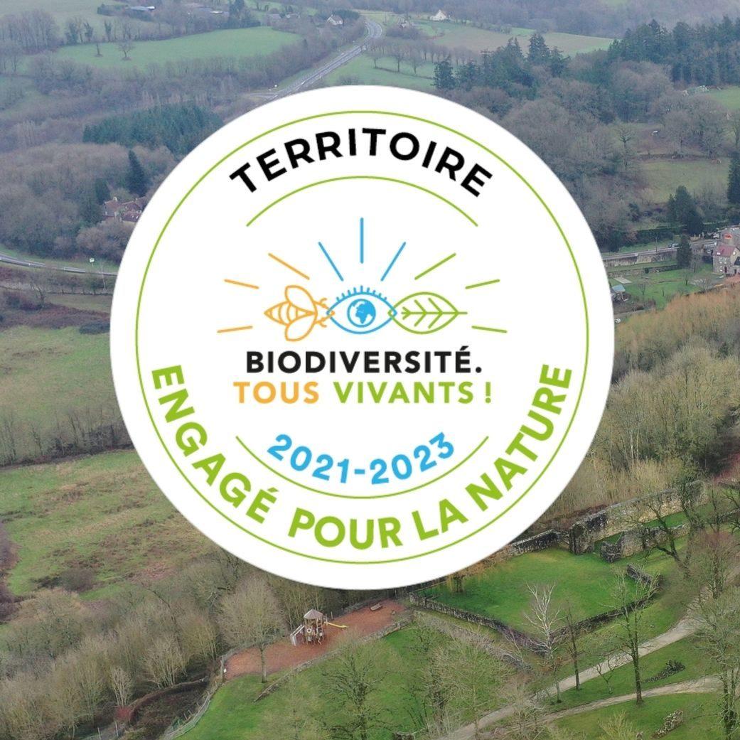 Domfront en Poiraie « Territoire engagé pour la nature » : quatre projets en faveur de la biodiversité