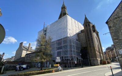 Eglise Saint-Julien : une deuxième phase de restauration