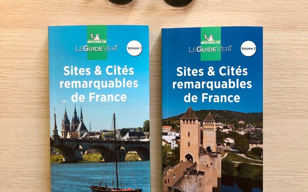 Domfront en Poiraie en bonne place dans de nouveaux guides touristiques en 2021