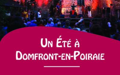 Un été à Domfront en Poiraie : votre agenda de l'été 2021 !